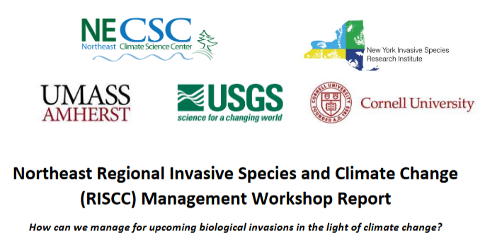 New Northeast Regional Invasive Species and Climate Change Management List-serv